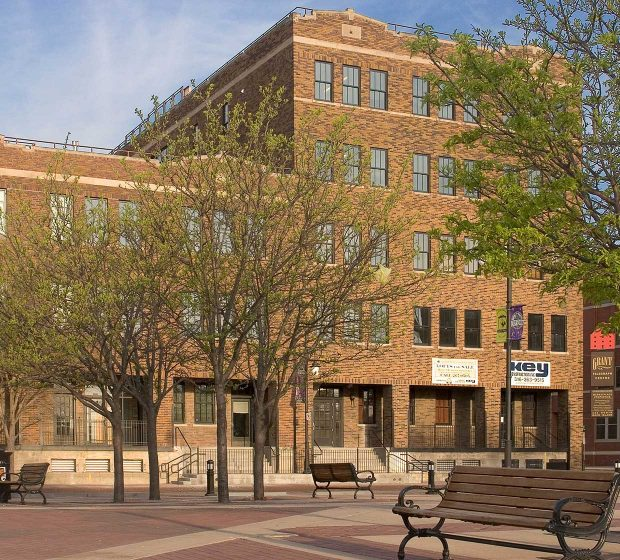 Grant Telegraph Wichita KS Commercial Construction 1