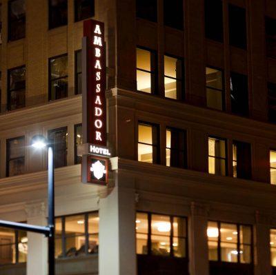 Ambassador Hotel Wichita KS Commercial Construction 9