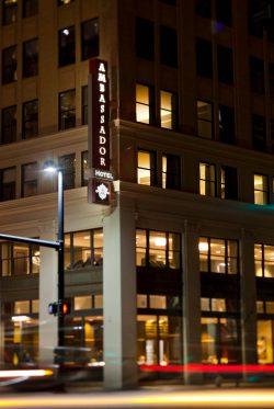 Ambassador Hotel Wichita KS Commercial Construction 8