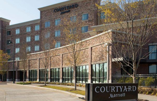 Courtyard By Marriott Flower Mound TX Commercial Construction 2