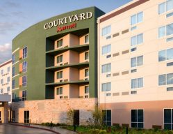 Courtyard By Marriott The Colony TX Commercial Construction 1