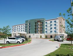 Courtyard By Marriott The Colony TX Commercial Construction 3