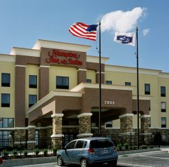 Hampton Inn Tulsa OK Commercial Construction 1
