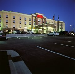 Hampton Inn Tulsa OK Commercial Construction 7