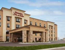 Hampton Inn Williston ND Commercial Construction 2