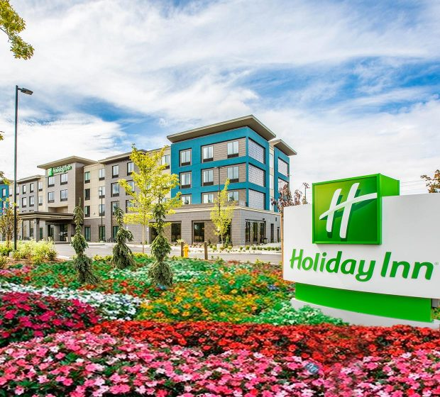 Holiday Inn Hillsboro OR Commercial Construction 6