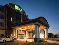 Holiday Inn Express Kansas City MO Commercial Construction 5