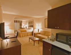 Holiday Inn Express Wichita KS Commercial Construction 1