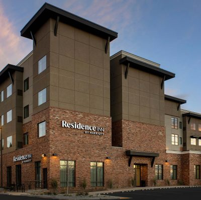 Residence Inn Bend OR Commercial Construction 3