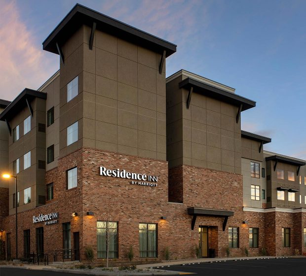 Residence Inn Bend OR Commercial Construction 3