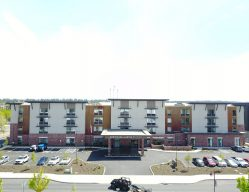 Springhill Suites Bend OR Commercial Construction 2