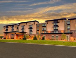Springhill Suites Bozeman MT Commercial Construction 1
