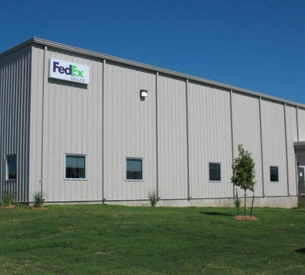 Federal Express Tulsa OK Commercial Construction 8