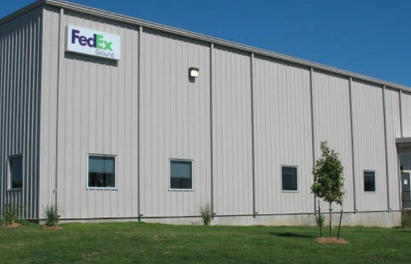 Federal Express Tulsa OK Commercial Construction 8