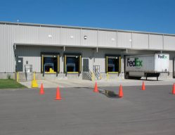 Federal Express Tulsa OK Commercial Construction 6