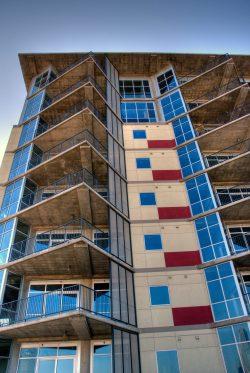 The Beat Condos Exterior Building Dallas TX Commercial Construction 2