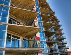 The Beat Condos Exterior Building Dallas TX Commercial Construction 3