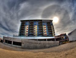 The Beat Condos Exterior Building Dallas TX Commercial Construction 6