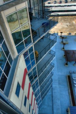 The Beat Condos Exterior Building Dallas TX Commercial Construction 7