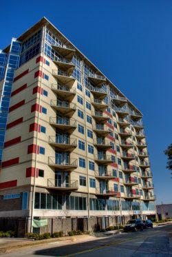 The Beat Condos Exterior Building Dallas TX Commercial Construction 14