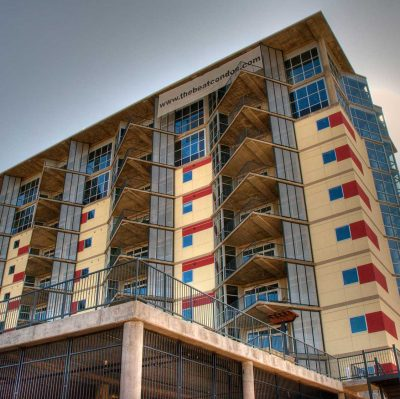The Beat Condos Exterior Building Dallas TX Commercial Construction 8