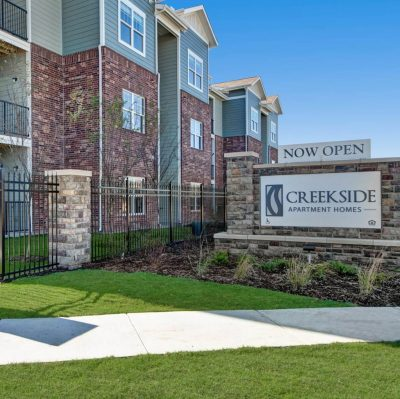 Creekside Apartments Broken Arrow OK Commercial Construction 11