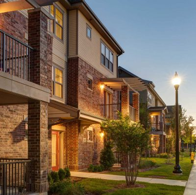Kendall Whittier Apartments Tulsa OK Commercial Construction 5