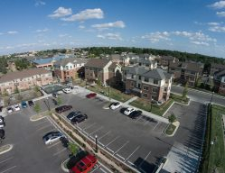 Kendall Whittier Apartments Tulsa OK Commercial Construction 1
