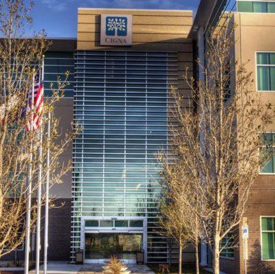 Cigna Regional Headquarters Exterior Plano TX Commercial Construction 8