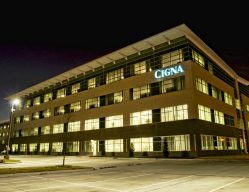Cigna Regional Headquarters Exterior Plano TX Commercial Construction 2