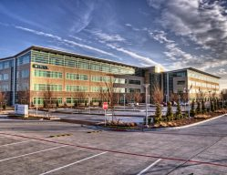 Cigna Regional Headquarters Exterior Plano TX Commercial Construction 7