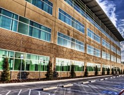 Cigna Regional Headquarters Exterior Plano TX Commercial Construction 9