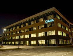 Cigna Regional Headquarters Exterior Plano TX Commercial Construction 12
