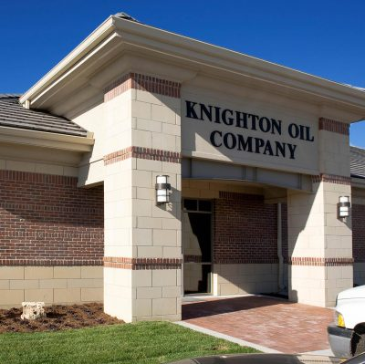 Knighton Oil Wichita KS Commercial Construction 2