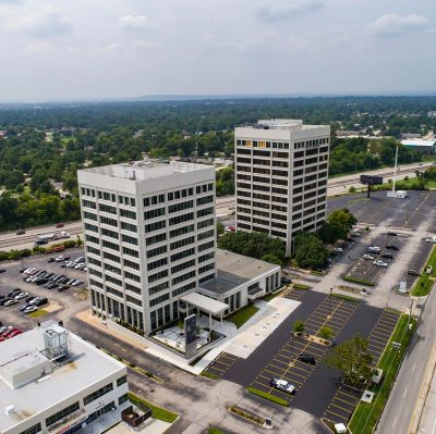 Legacy Plaza Tulsa OK Commercial Construction 5