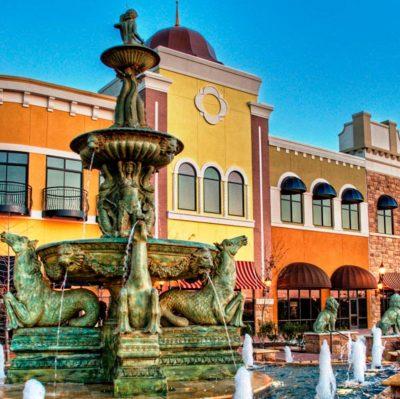 Village At Sports Center Arlington TX Commercial Construction 16