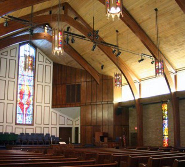 First United Methodist Church Broken Arrow OK Commercial Construction 1