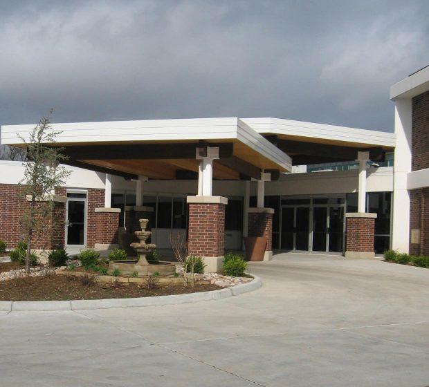 RiverWalk Church Of Christ Wichita KS Commercial Construction 1