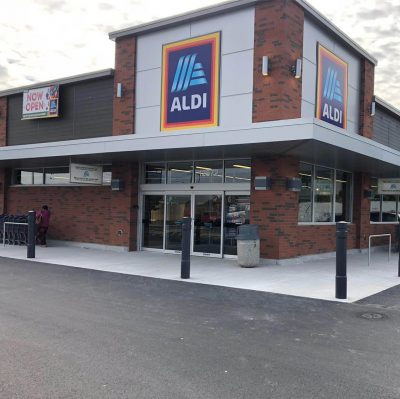 Aldi Wichita KS And Tulsa OK Commercial Construction 4