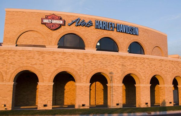 Alefs Harley Davidson Wichita KS Commercial Construction 1