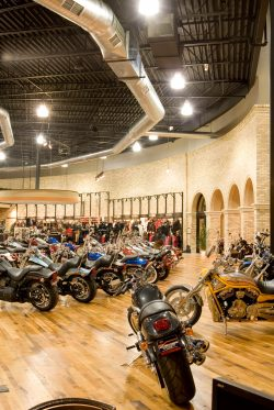 Alefs Harley Davidson Wichita KS Commercial Construction 10