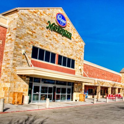 Kroger Marketplace Exterior Multiple Locations Commercial Construction 3