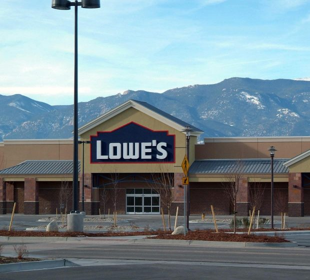 Lowe's Colorado Springs CO Commercial Construction 5