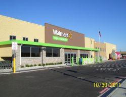 Walmart Neighborhood Market Multiple Locations Commercial Construction 1