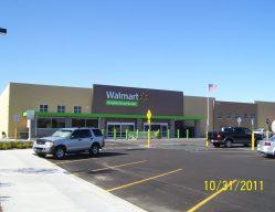 Walmart Neighborhood Market Multiple Locations Commercial Construction 2