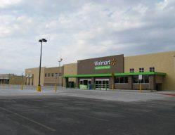 Walmart Neighborhood Market Multiple Locations Commercial Construction 4