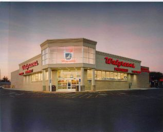 Walgreens Multiple Locations Commercial Construction 1