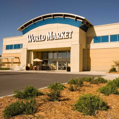 World Market Wichita KS Commercial Construction 2
