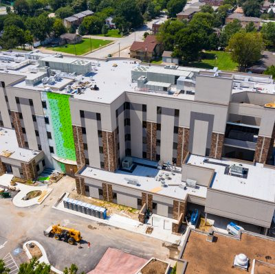 Parkside Psychiatric Commercial Construction