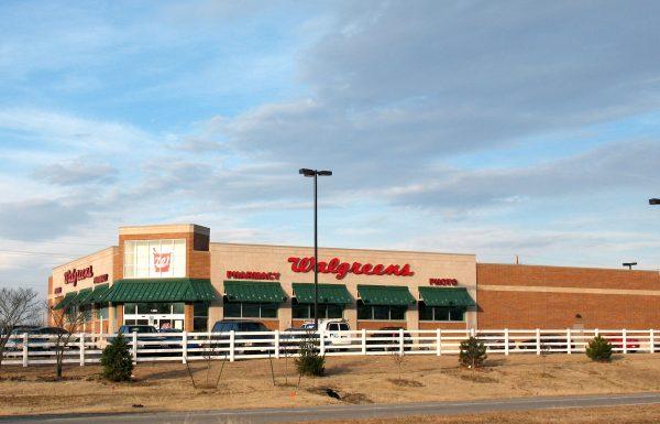 Walgreens Commercial Construction 1